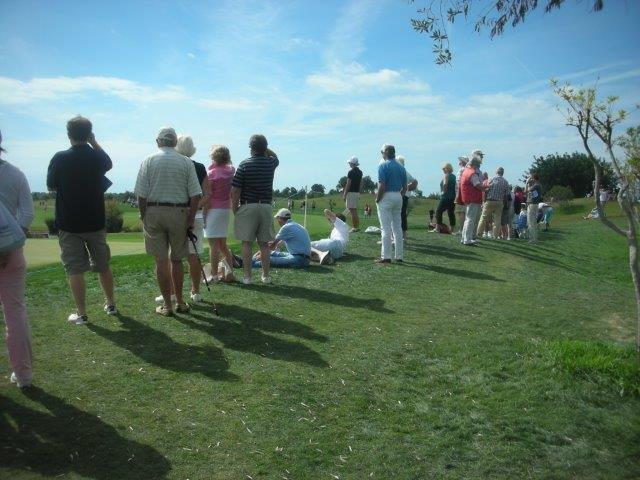 swedish golfers spain